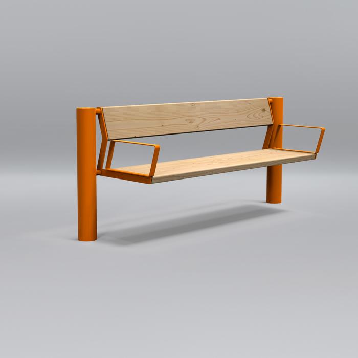 HITSA-SAFE Park Bench
