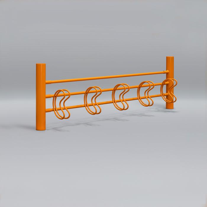 HITSA-SAFE Bike Rack